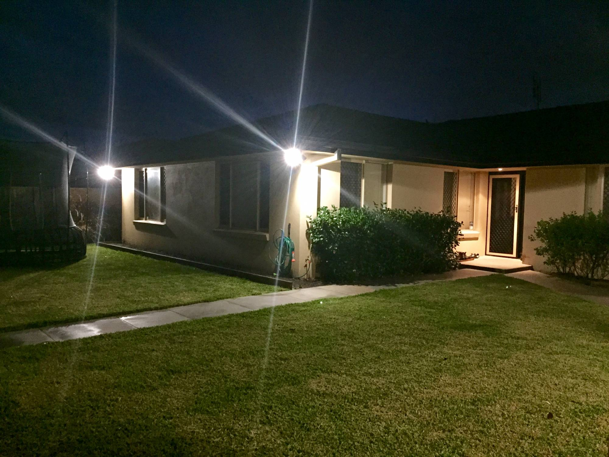 led lighting for house. security led lighting gold coast for house